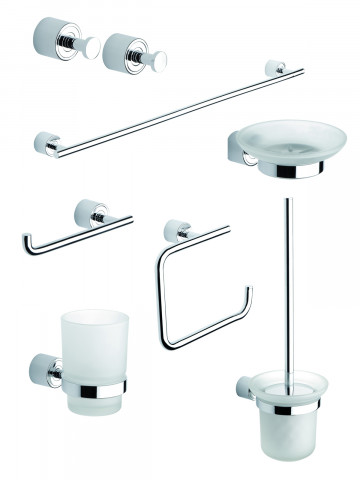 Set accessori bagno serie Enjoy